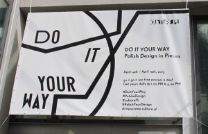 Exhibition: Do it your way