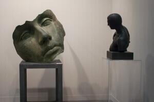 Igor Mitoraj - Contini gallery