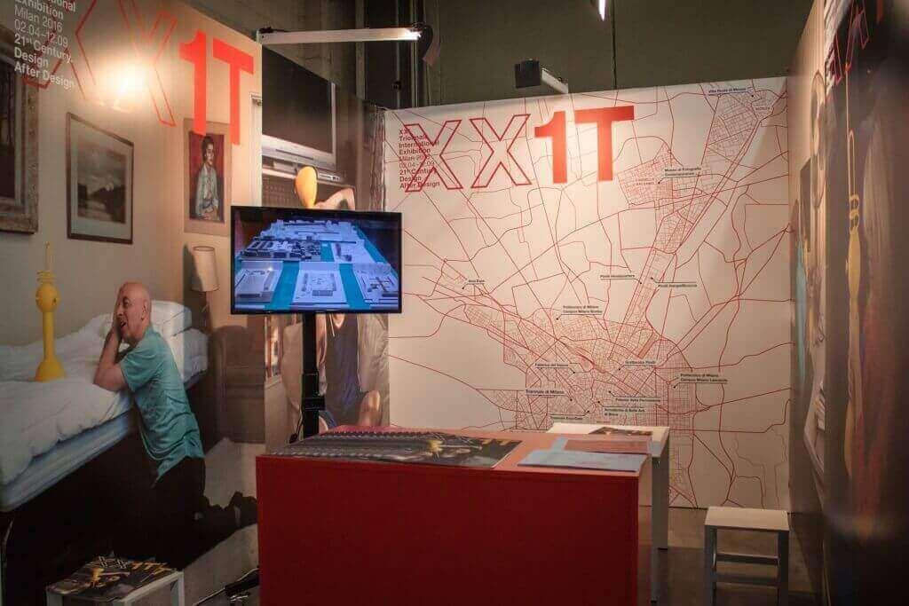 XXI Triennale Internstional Exhibition