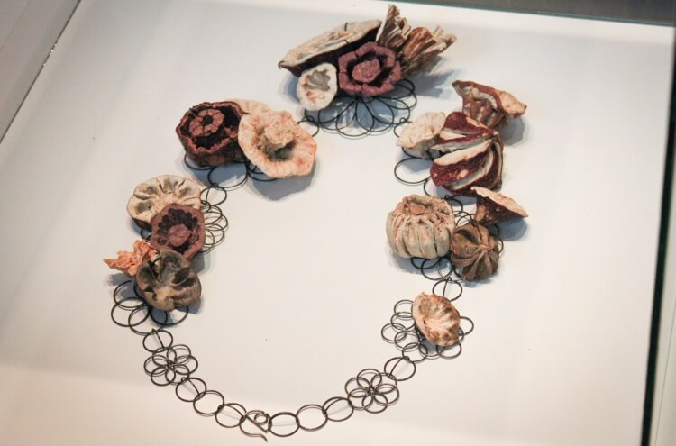Daniela Malev –Jewelry made from potatoes