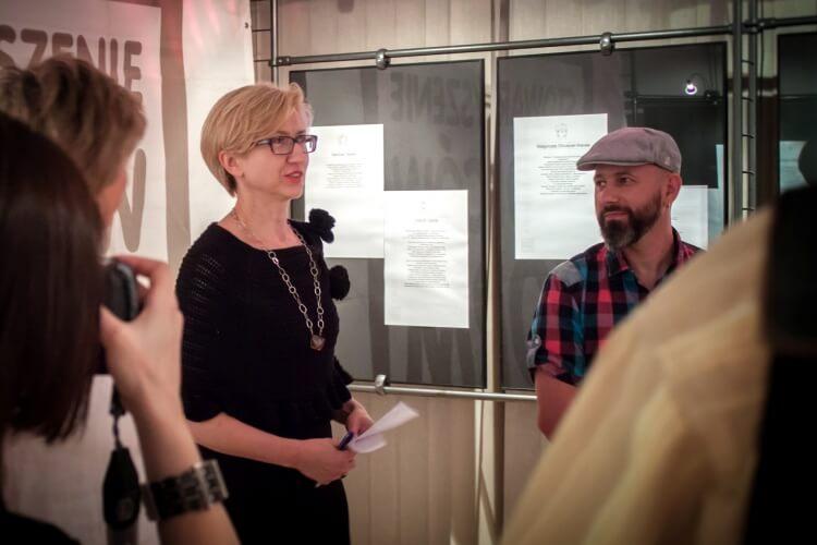 Otwarcie wystawy Amber. Around the World: Anna Sado, Marcin Tymiński