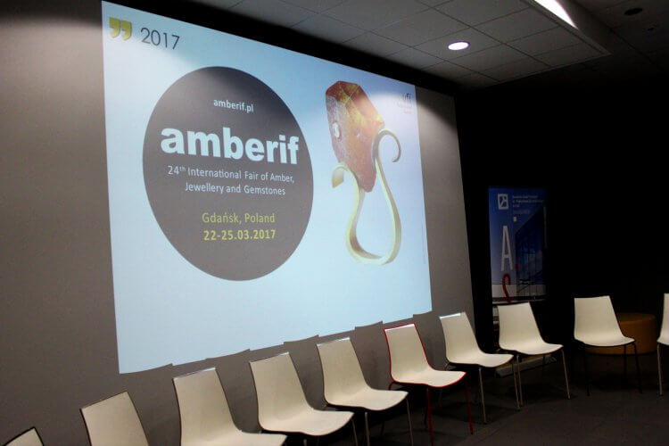 Amberif – a lecture